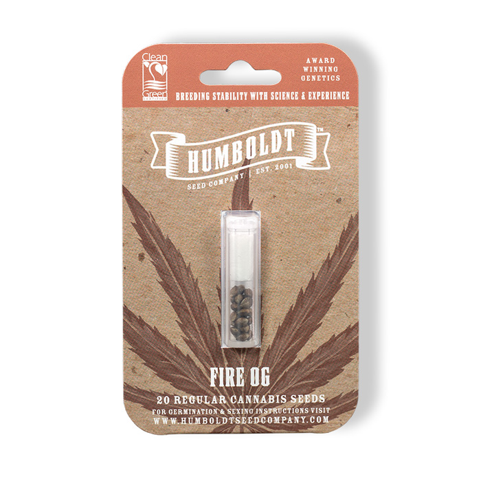 Humboldt Seed Company Don Carlos Seed Pack