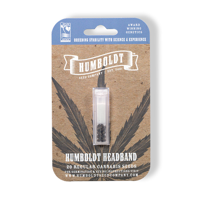 Humboldt Seed Company Humboldt Headband Seed Pack
