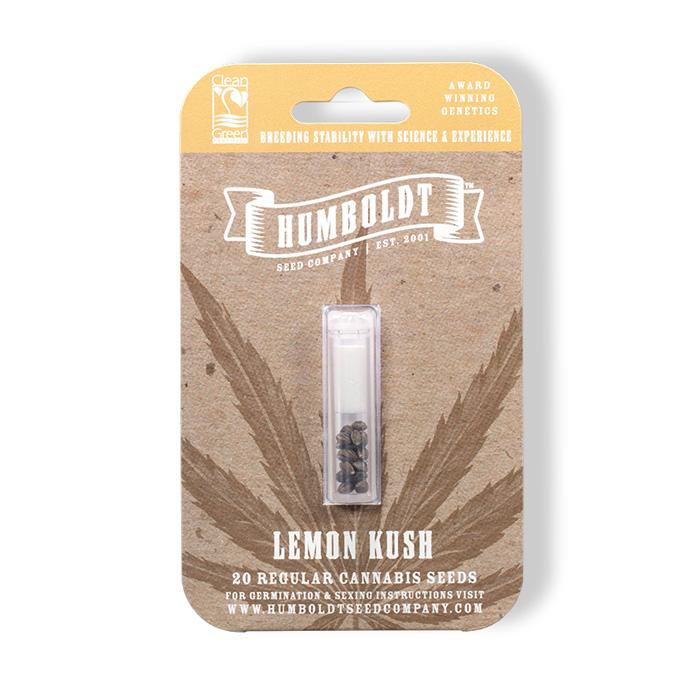Humboldt Seed Company Lemon Kush Seed Pack