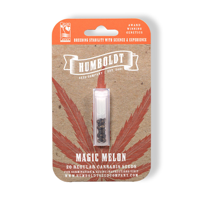 Humboldt Seed Magic Melon Seed Pack