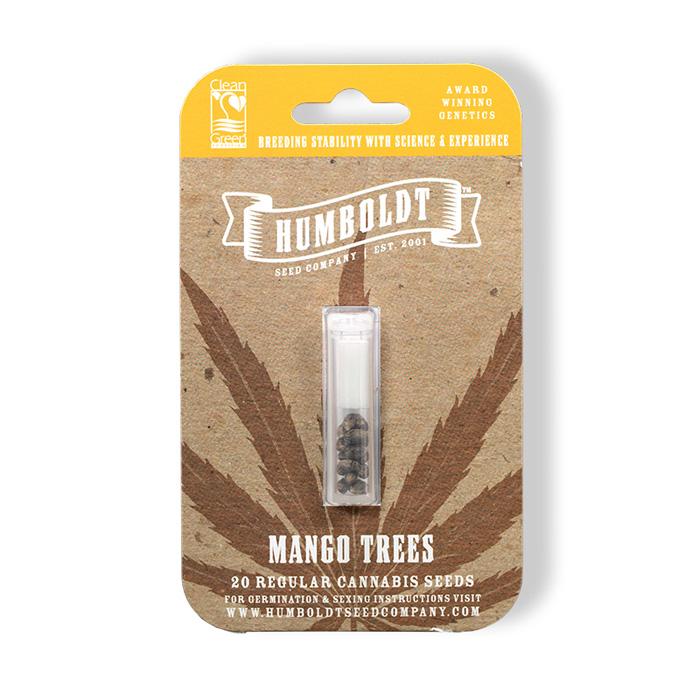 Humboldt Seed Mango Trees Pack