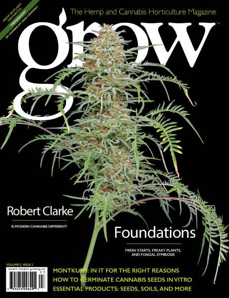 Grow Magazine Freakshow Cover Feature