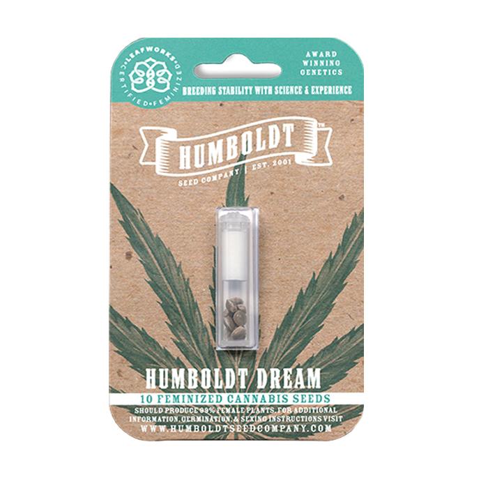 Humboldt Seed Company Humboldt Dream Seed Pack