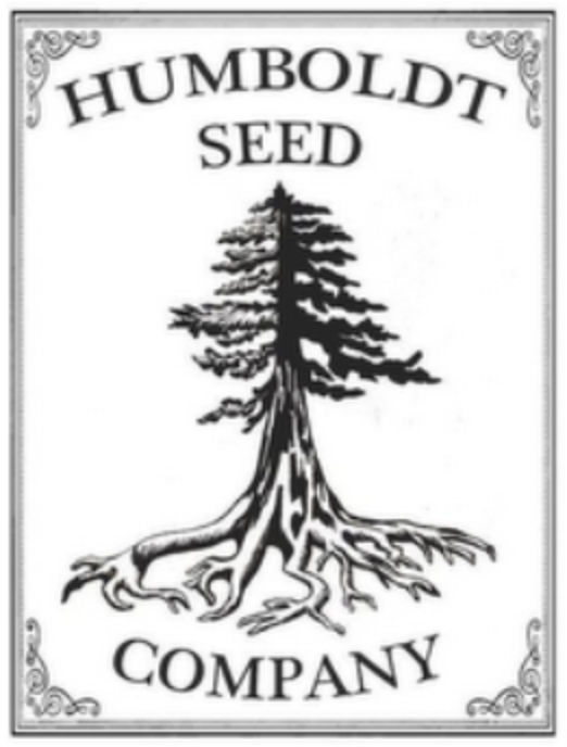 Humboldt Seed Company Apparel Trademark
