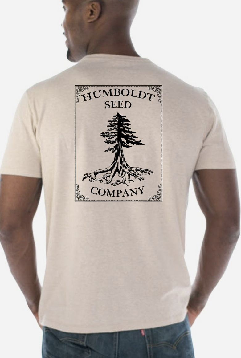 Hemp Humboldt Seed Tree Tee