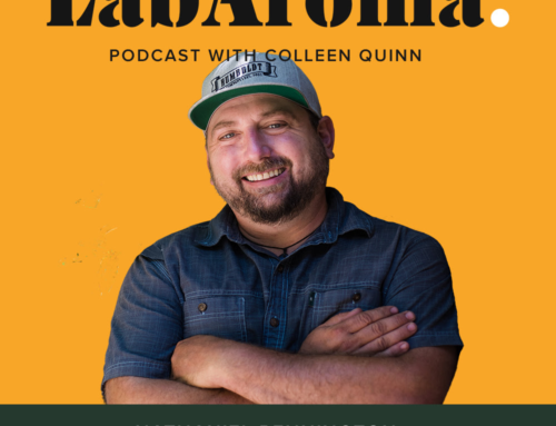 LabAroma Podcast With Colleen Quinn and Nathaniel Pennington