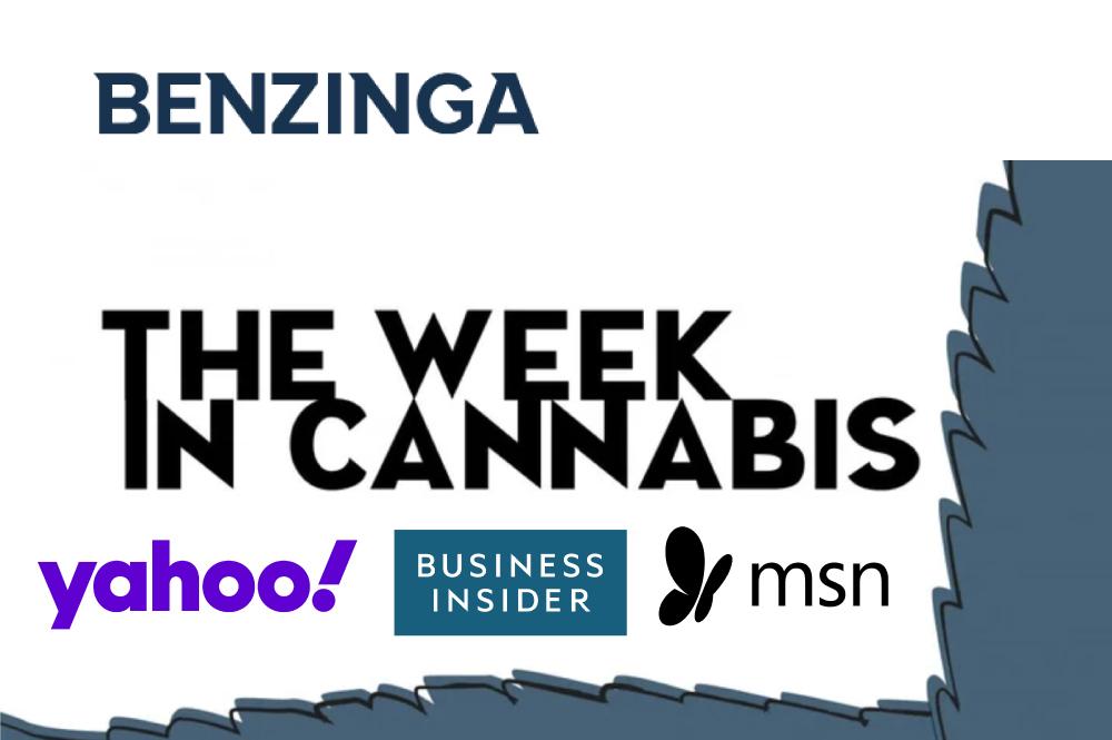 This week in cannabis