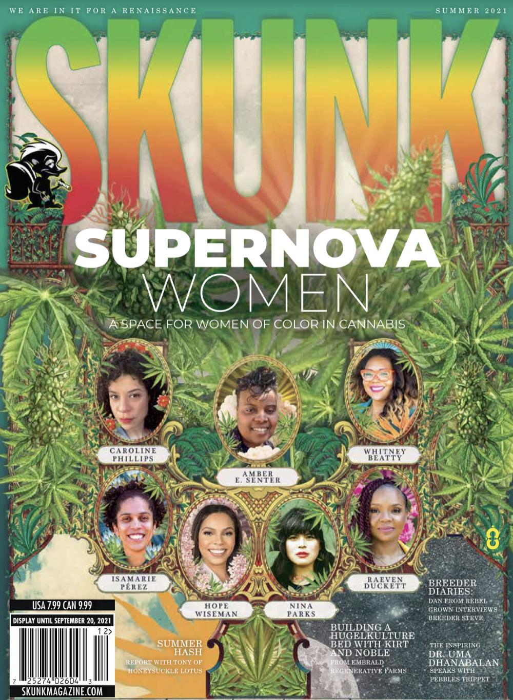 Skunk Magazine Feature
