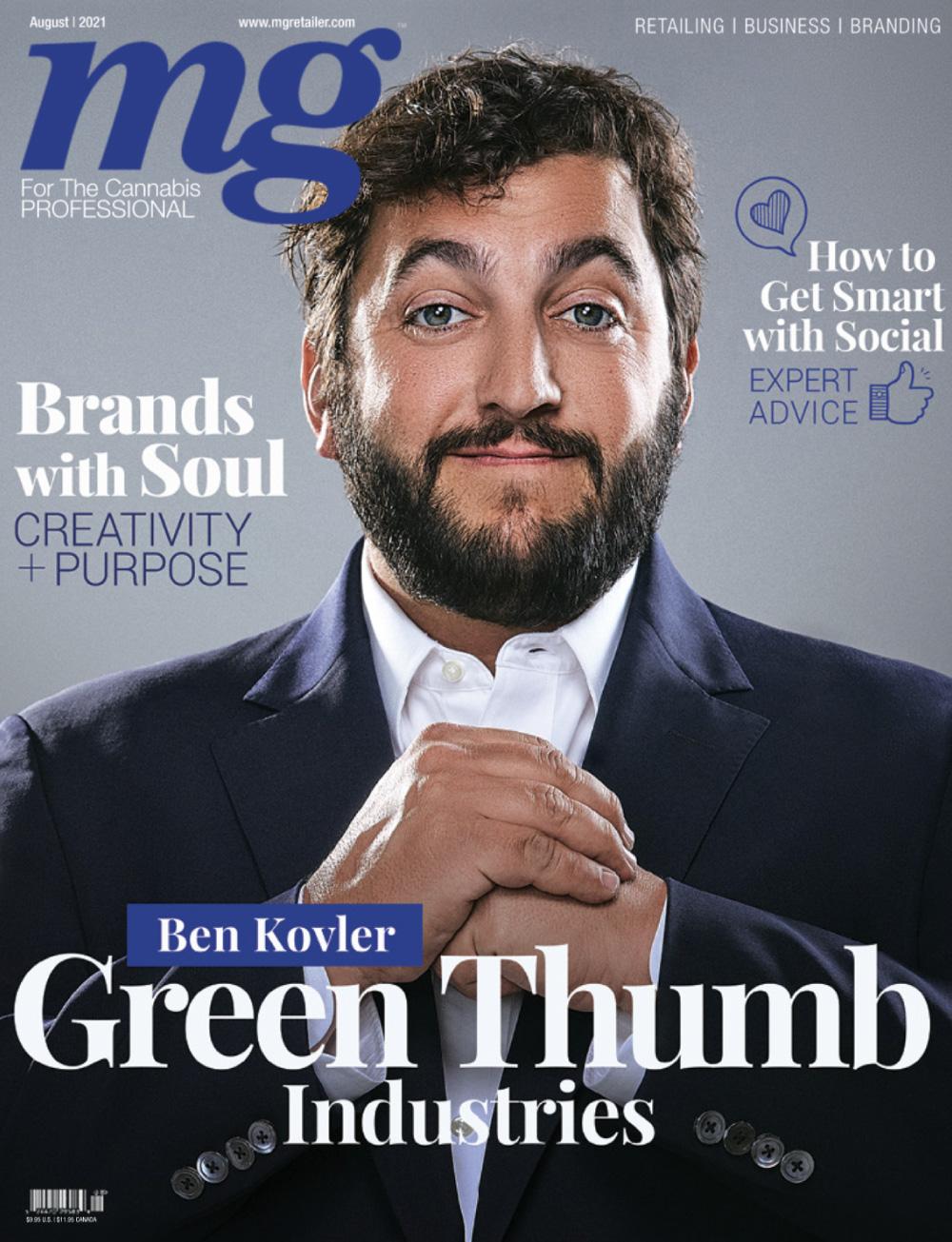MG Magazine Feature